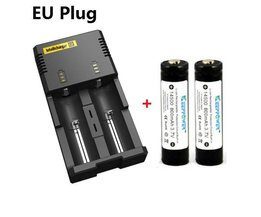 Nitecore Batterij Oplader
