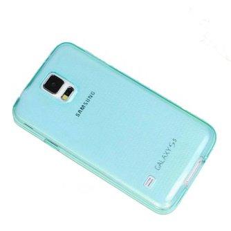 Transparant Hoesje voor de Samsung Galaxy S5 I9600