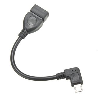 Micro USB OTG Kabel Haaks