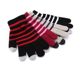 Handschoenen voor Touchscreen