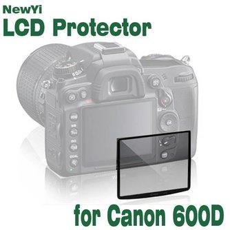 Screen Protector Glas voor de Canon EOS 600D