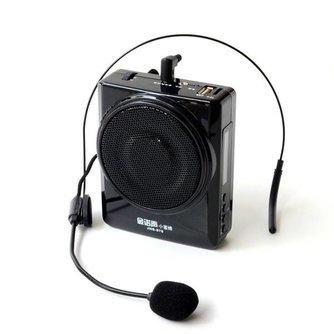Kleine Zender / Ontvanger met Microfoon