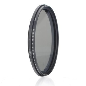 67mm Neutral Density Grijsfilter