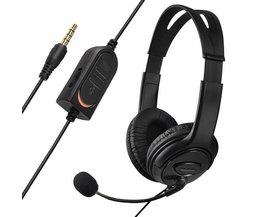 Headset met Microfoon voor Sony PS4