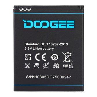 Batterij voor Telefoon Doogee Iron Bone