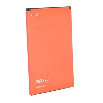Originele 2800mAh Accu Voor NO.1 Plus Telefoon