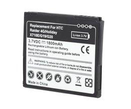 Batterij HTC G19 en G20