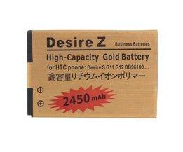 Vervangende batterij voor HTC