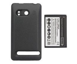 Accu plus achterkant voor HTC EVO 4G 6200