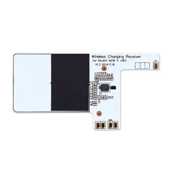 Ontvanger draadloze oplader Samsung Galaxy Note 4