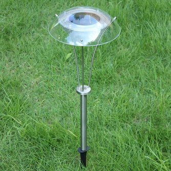 Tuinverlichting Zonne Energie 3 Stuks