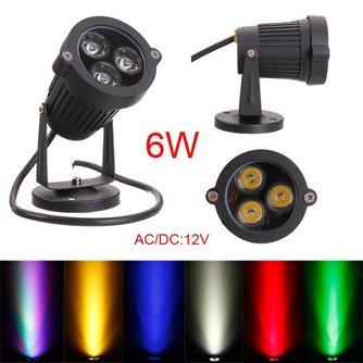 Buitenverlichting LED 6W