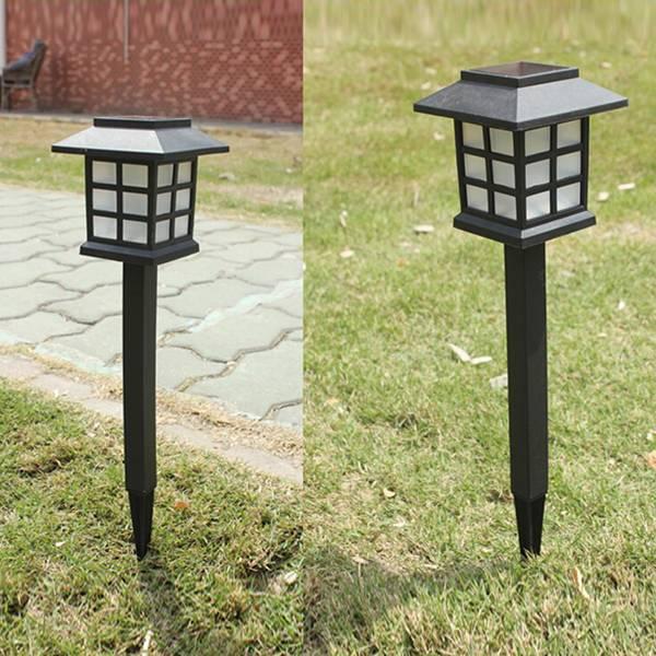 led tuinverlichting waterproof op zonne energie
