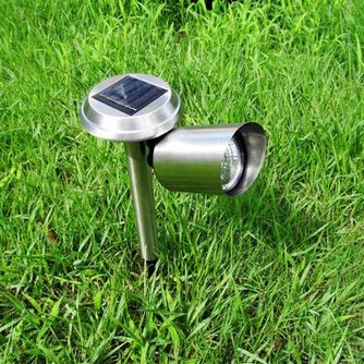 LED Tuin Verlichting op Zonne-energie