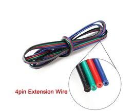 LED Kabel 4 pin