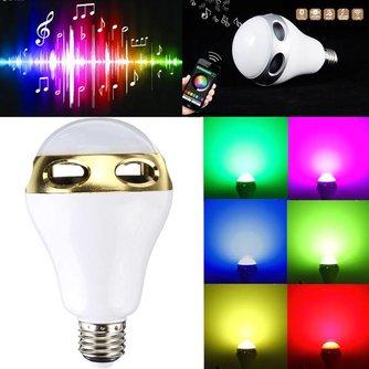 Bluetooth Lamp E27