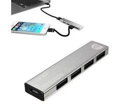 4 Poorts USB 2.0 Hub