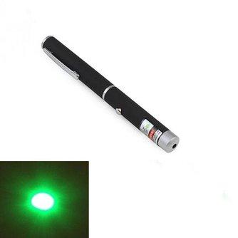 Laserpen met Groen Licht