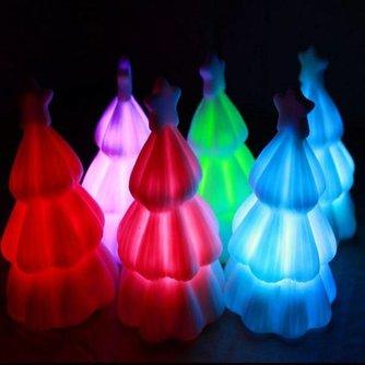 Kerstboom Nachtlampje