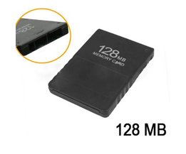 Memory Card 128MB voor PS2
