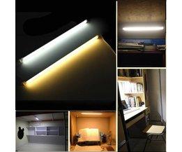 Micro USB LED Lamp Strip met Schakelaar