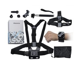 8 in 1 Dazzne accessoire kit voor GoPro Hero