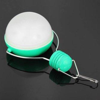 LED op zonne-energie