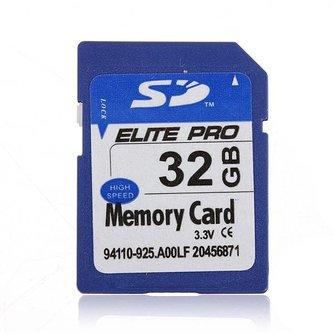 32GB Micro SD geheugenkaart