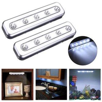LED Paneel Draadloos 5 LED's