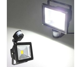 20W LED Lamp Met Bewegingssensor