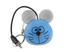 Mini Speakers met Cartoon voor Smartphones