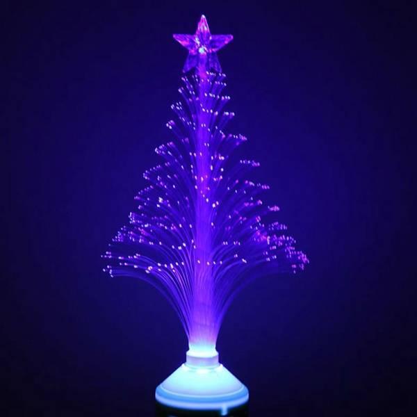 kerst led verlichting kerstboom met