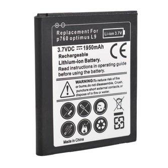 Batterij voor LG Optimus 1950mAh