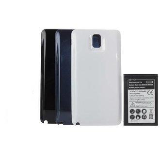 Batterij 6800 mAh en Back Cover voor Samsung Galaxy Note 3 N9000