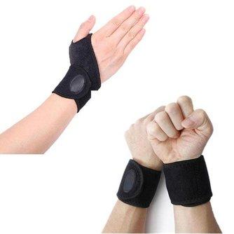 Set Polsbanden voor Magnetische Therapie