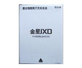 Lithium Batterij 3000mAh voor JXF S5800 Tablet