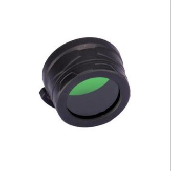 Kleurenfilter voor Nitecore Zaklamp 40mm