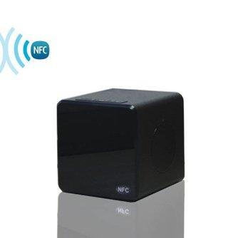 Bluetooth speaker met NFC