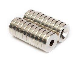 Neodymium Magneten 12x3mm 20 Stuks