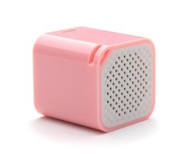 Zealot Mini Bluetooth Speaker met Remote Shutter voor Smartphones