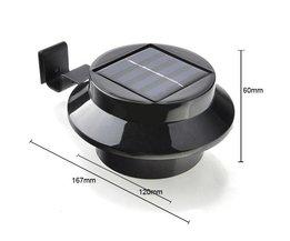 Buitenlamp op Zonne Energie