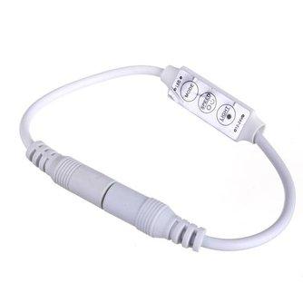 LED strip dimmer adapter