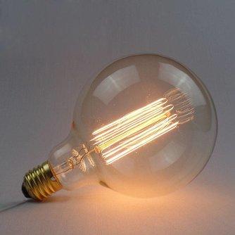 Lamp Retro met Grote Fitting