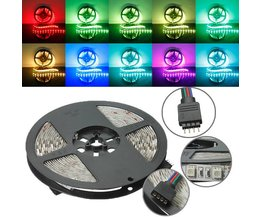 Led Strip Lichten 5M 300 Leds Niet Waterresistent 12V