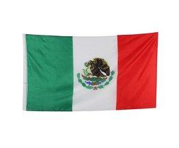 Mexicaanse Vlag 5 x 3 ft