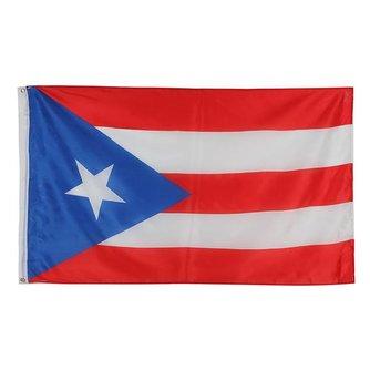 Puerto Rico Vlag 150 x 90cm
