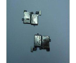 Cassette Flex Kabel voor Samsung Galaxy SIII I9300