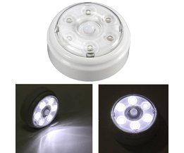 Draadloze LED Lamp met Bewegingssensor