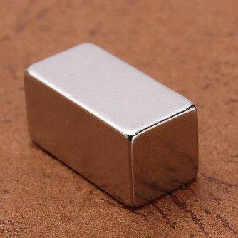 Neodymium Magneet Sterk 20x10x10mm