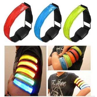 Reflecterende Armband LED